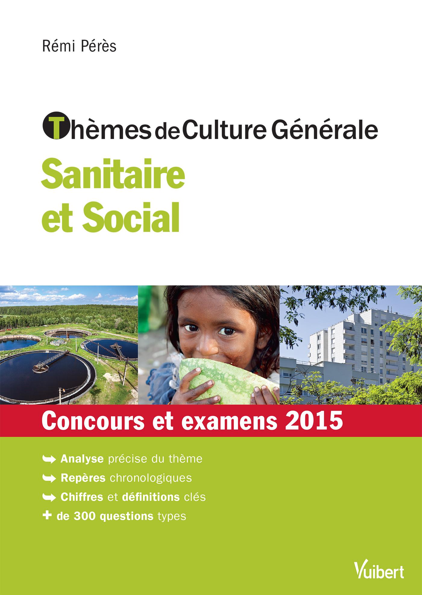 Culture générale sanitaire et sociale pdf