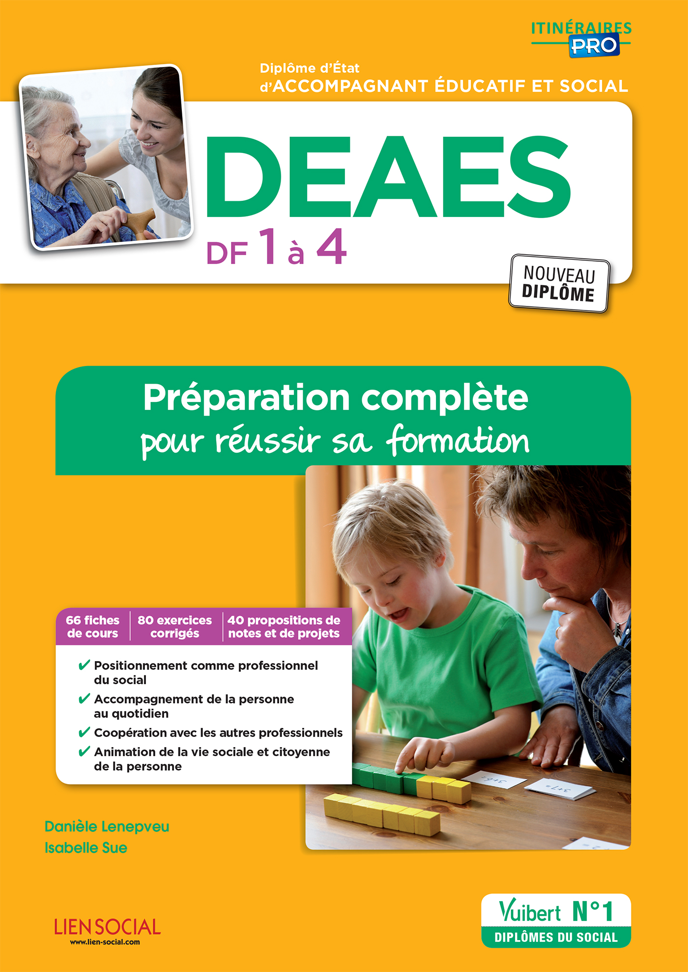 formation deaes