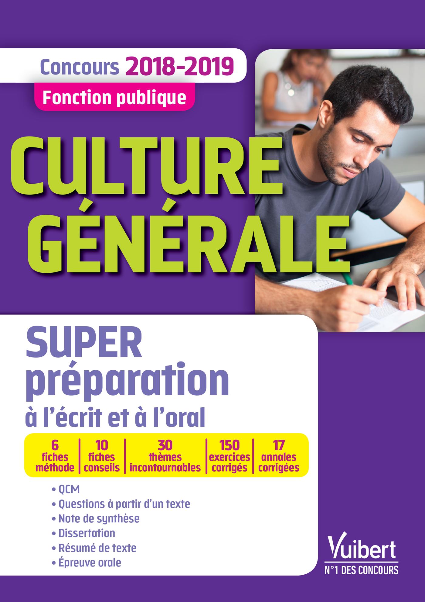 a60b66113c9 Culture générale - Super préparation