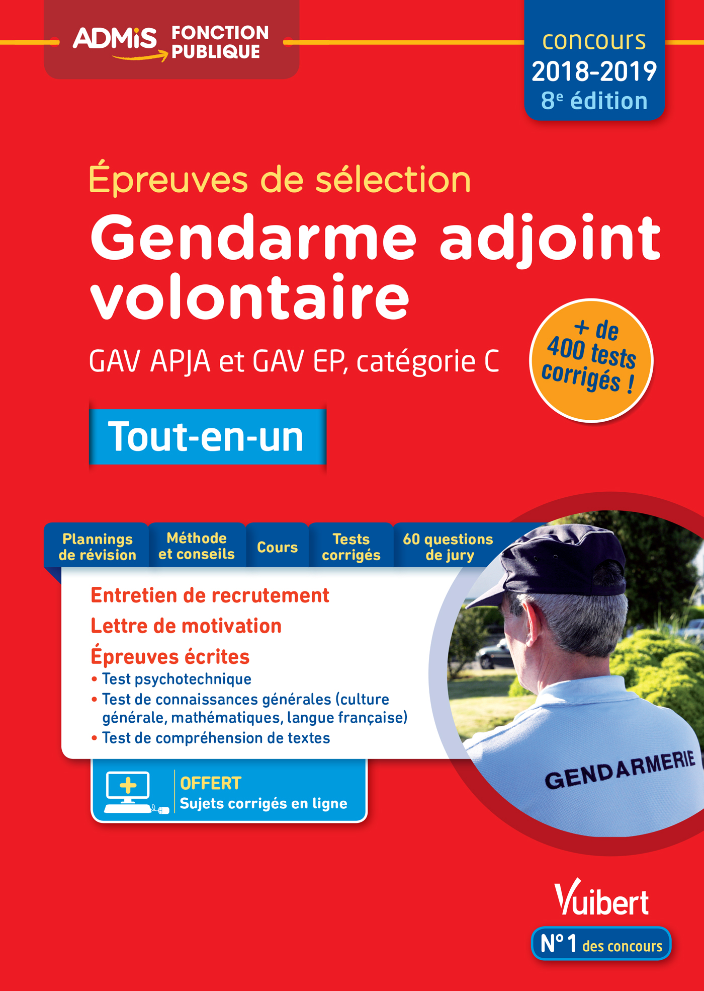 lettre de motivation pour gendarmerie adjoint volontaire