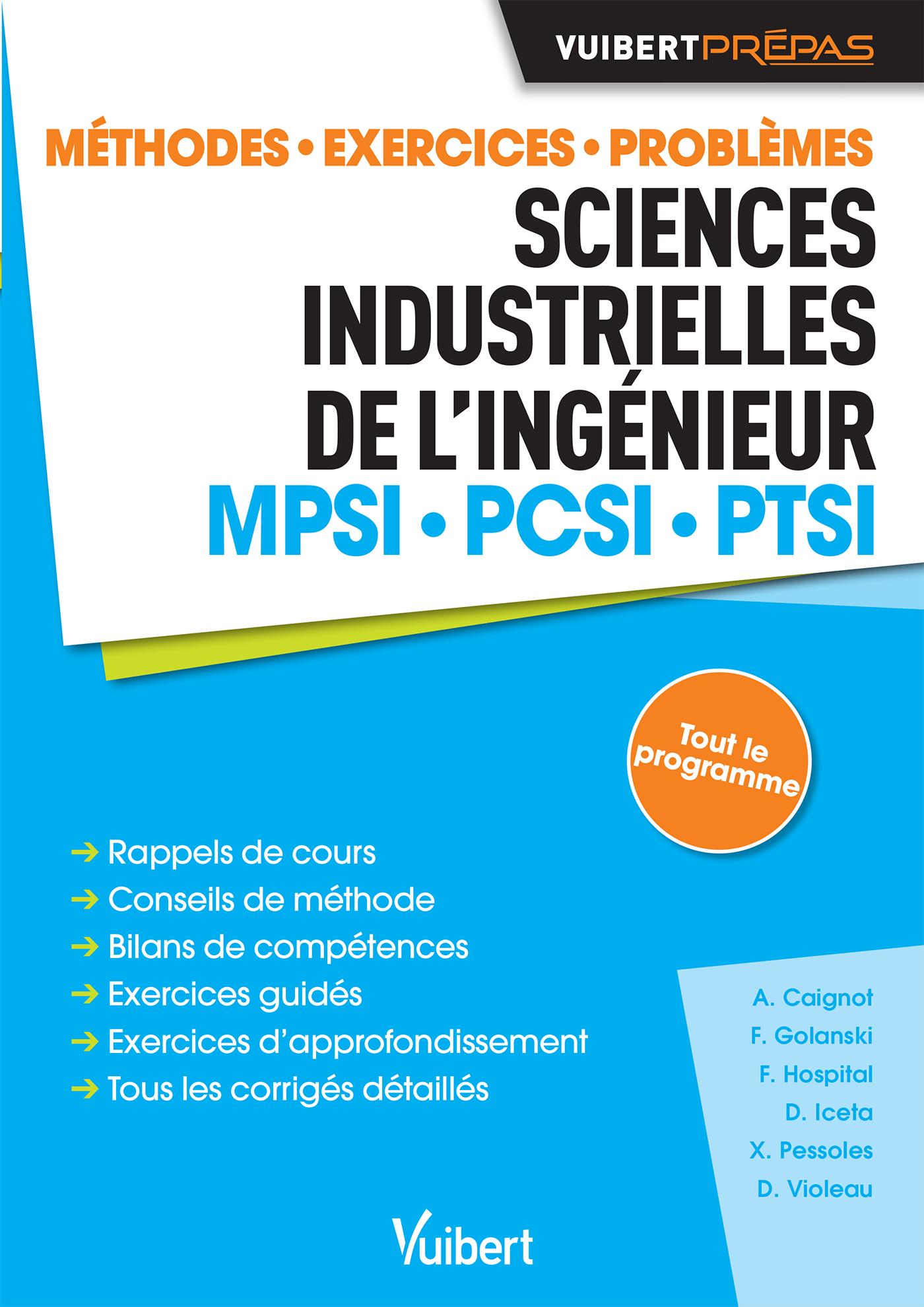 Niveau PREMIERE | Sciences Industrielles de l'Ingénieur