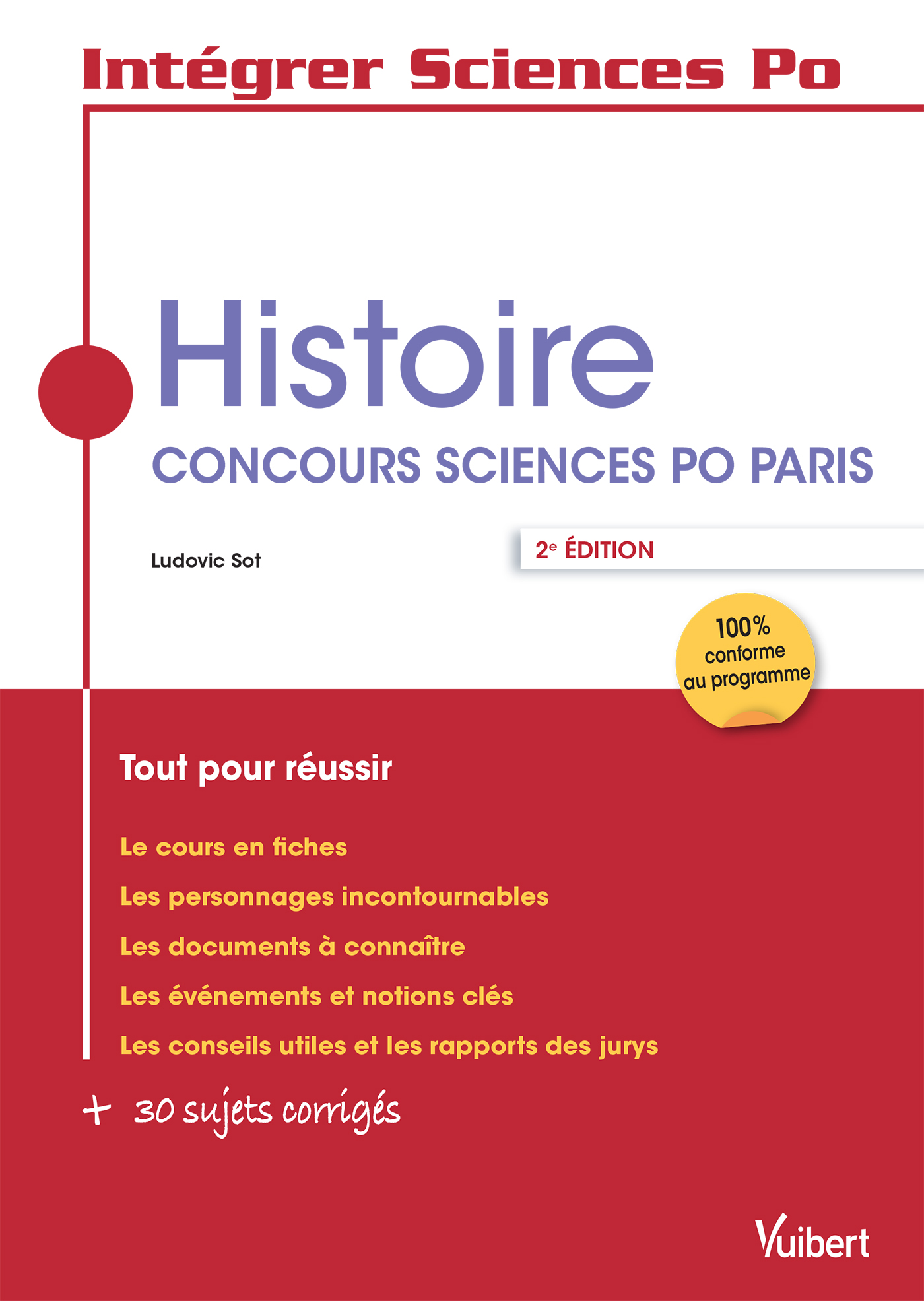 histoire concours sciences po paris vuibert. Black Bedroom Furniture Sets. Home Design Ideas