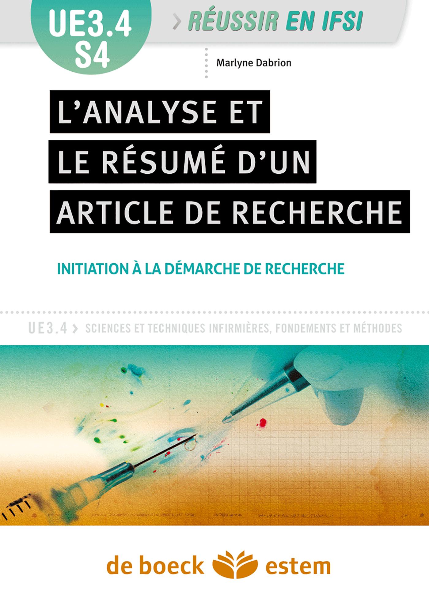 Exemple De Fiche De Lecture 1ere Année Ifsi - Exemple de ...
