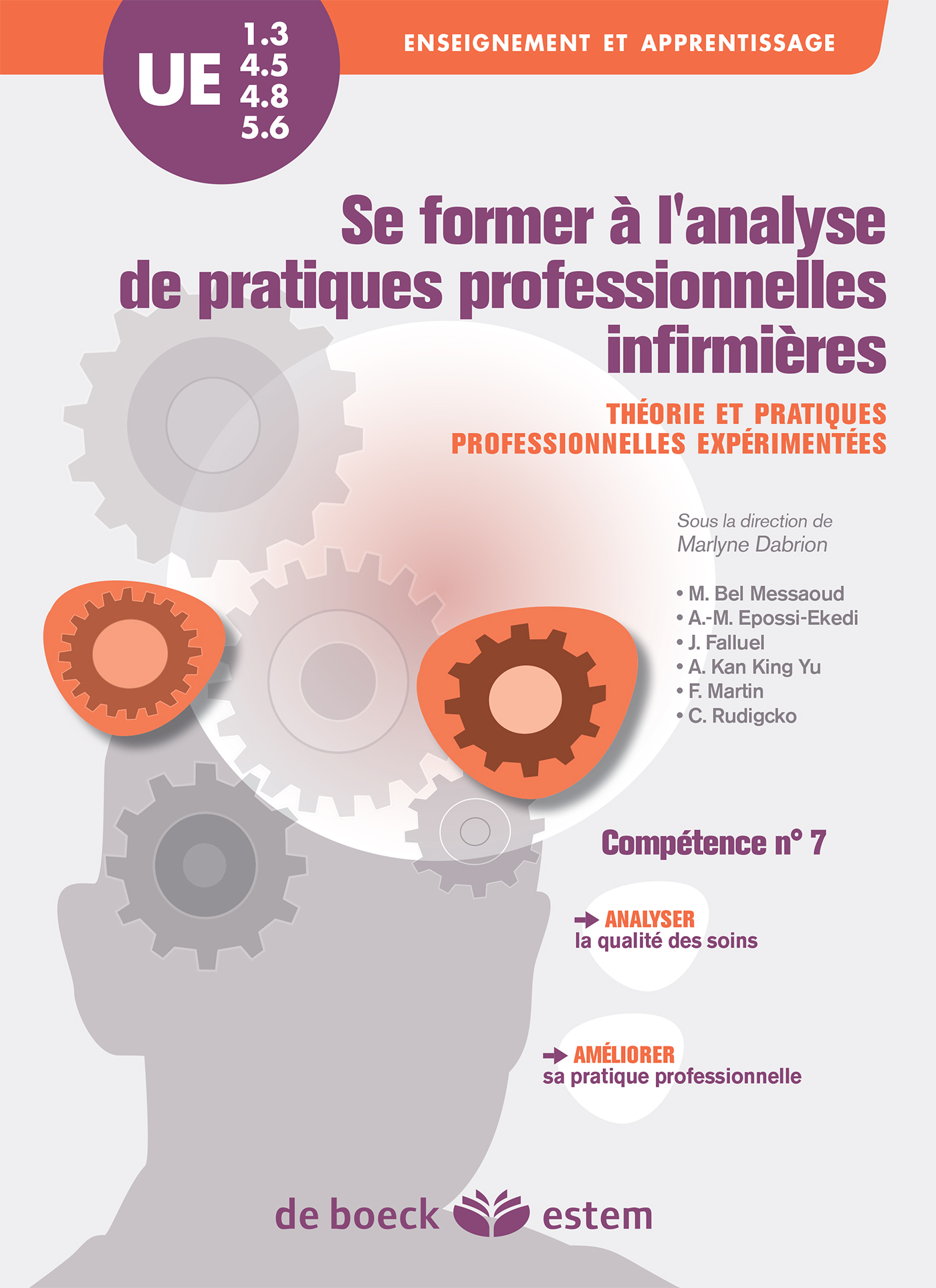 Ue 1 3 4 5 4 8 Et 5 6 Se Former A L Analyse De Pratiques