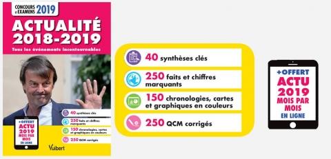 Actualité 2018-2019