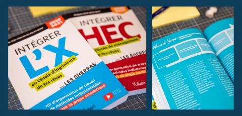Intégrer HEC, Intégrer l'X ou l'école de tes rêves avec les Sherpas
