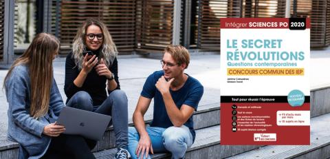 Sciences Po - Le secret et Révolutions - Concours commun IEP