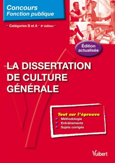 Culture jeune dissertation