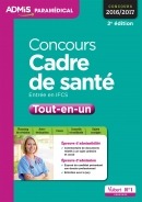 Annales concours infirmier ifsi