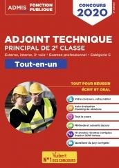 927a9861033 Concours Adjoint technique principal de 2e classe - Catégorie C - Tout-en-un