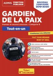 380fe2513fa Concours Gardien de la paix - Catégorie B - Admis - Tout-en-un